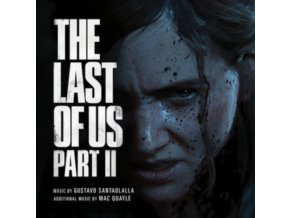 Gustavo Santaolalla & Mac Quayle - The Last Of Us Part II (Original Soundtrack) (Music CD)