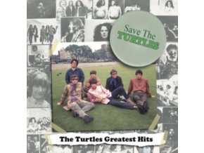 TURTLES - Save The Turtles - Greatest Hits (LP)