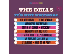 DELLS - ItS Not Unusual (LP)