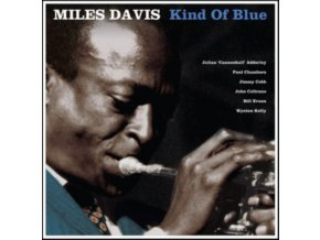 MILES DAVIS - Kind Of Blue (Blue Vinyl) (LP)