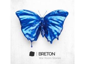 BRETON - War Room Stories (LP)