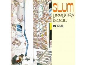 GREGORY ISAACS - Slum In Dub (LP)