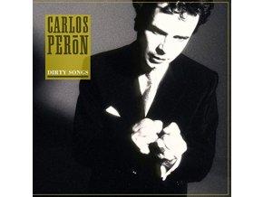 """CARLOS PERON - Dirty Songs Ep (12"""" Vinyl)"""