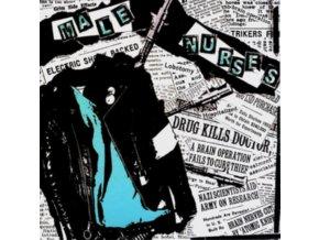 """MALE NURSES - Male Nurses (7"""" Vinyl)"""