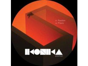 "IKONIKA - Position Ep (12"" Vinyl)"