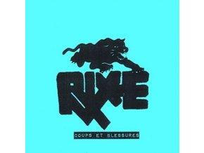RIXE - Coups Et Blessures (LP)
