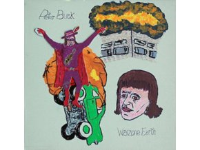 PETER BUCK - Warzone Earth (LP)