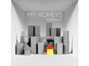 MARINA P (FEAT. VARIOUS ARTISTS) - My Homeys (LP)