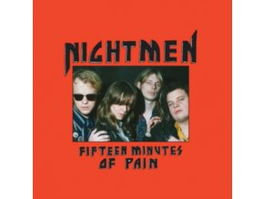 NIGHTMEN - Fifteen Minutes Of Pain (LP)