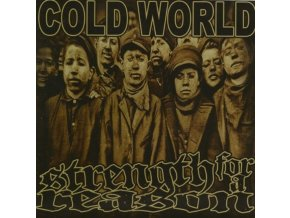 "COLD WORLD/STRENGTH FOR A RE - Cold World/Strength For A Reason Split (7"" Vinyl)"