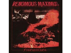 VENOMOUS MAXIMUS - Firewalker (LP)