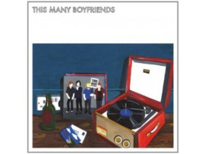 THIS MANY BOYFRIENDS - This Many Boyfriends (LP)