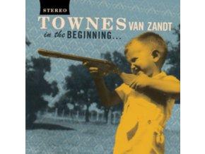 TOWNES VAN ZANDT - In The Beginning (LP)