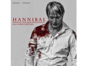 BRIAN REITZELL - Hannibal Original Soundtrack (Season 2 Volume 2) (LP)