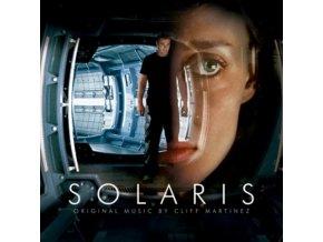 CLIFF MARTINEZ - Solaris - Ost (LP)