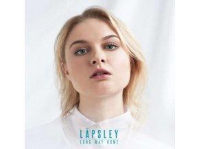 LAPSLEY - Long Way Home (LP)