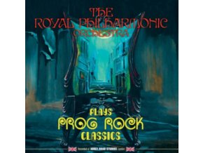 ROYAL PHILHARMONIC ORCHESTRA - Plays Prog Rock Classics (LP)
