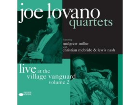 JOE LOVANO - Quartets - Live At The Village (LP)