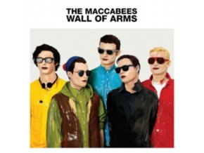 MACCABEES - Wall Of Arms (LP)