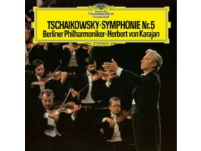 BERLIN PHILHARMONIC - Tschaikowsky/Symphonie No 5 (LP)