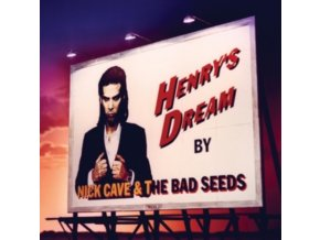 NICK CAVE & THE BAD SEEDS - HenryS Dream (LP)