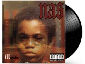 NAS - Illmatic (LP)