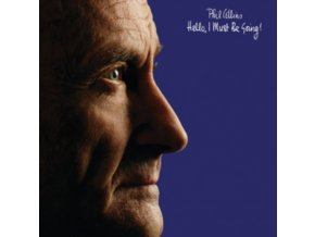 PHIL COLLINS - Hello. I Must Be Going (LP)
