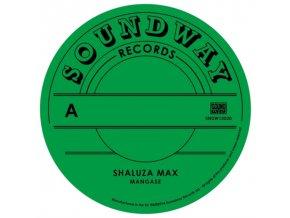"SHALUZA MAX / TABU LEY ROCHEREAU - Manganese/Hafi Deo (12"" Vinyl)"