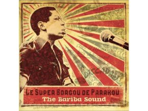 LE SUPER BORGOU DE PARAKOU - The Bariba Sound (LP)