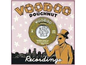 "DEEP FRIED BOOGIE BAND - Doughnut Make My Brown Eyes Blue / (Return Of The) Tokyo Cowboy (7"" Vinyl)"