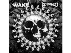 """WAKE / REHASHED - Split (7"""" Vinyl)"""