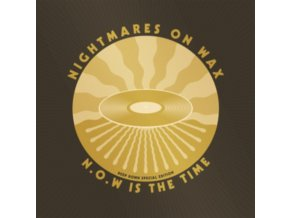 NIGHTMARES ON WAX - N.O.W Is The Time (LP Box Set)