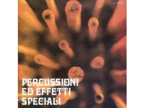 PIERO UMILIANI - Percussioni Ed Effetti Speciali (LP)
