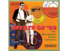 "VARIOUS ARTISTS - Spirit Of 69: The Boss Reggae Sevens Collection (7 Box Set"" Vinyl)"