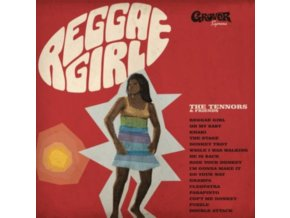 TENNORS & FRIENDS - Reggae Girl (LP)