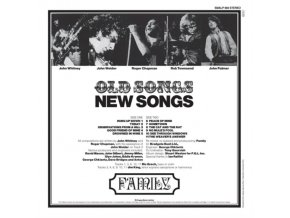 FAMILY - Old Songs. New Songs (LP)