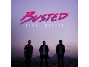 BUSTED - Night Driver (LP)