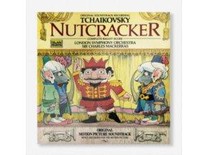 LONDON SYMPHONY ORCHESTRA & SIR CHARLES MACKERRAS - Tchaikovsky: Nutcracker - Complete Ballet Score (LP)