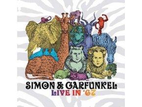 SIMON AND GARFUNKEL - Live In 67 (LP)