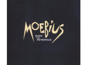 MOEBIUS - Musik Fur Metropolis (LP)