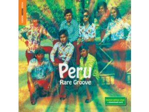 VARIOUS ARTISTS - The Rough Guide To Peru Rare Groove (LP)