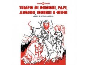 """STEFANO MARCUCCI - Tempo Di Demono Papi Angioli Incensi (10"""" Vinyl)"""