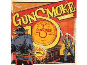 "VARIOUS ARTISTS - Gunsmoke Volume 2 (10"" Vinyl)"