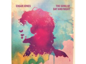 EDGAR JONES - The Song Of Day And Night (LP)