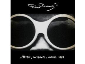 DON CHERRY - Music Wisdom Love (LP)