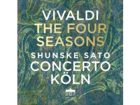 CONCERTO KOLN  SHUNSKE SATO - Vivaldi The Four Seasons (LP)