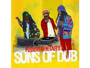 RIDDIMENTARY: SUNS OF DUB SELECTS GREENSLEEVES - Riddimentary: Suns Of Dub Selects Greensleeves (LP)