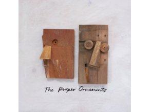 PROPER ORNAMENTS - Wooden Head (LP)