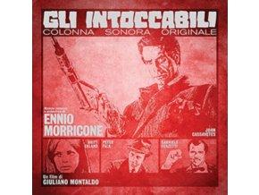 ENNIO MORRICONE - The Untouchables (LP)