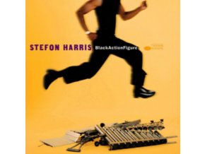 STEFON HARRIS - Black Action Figure (LP)